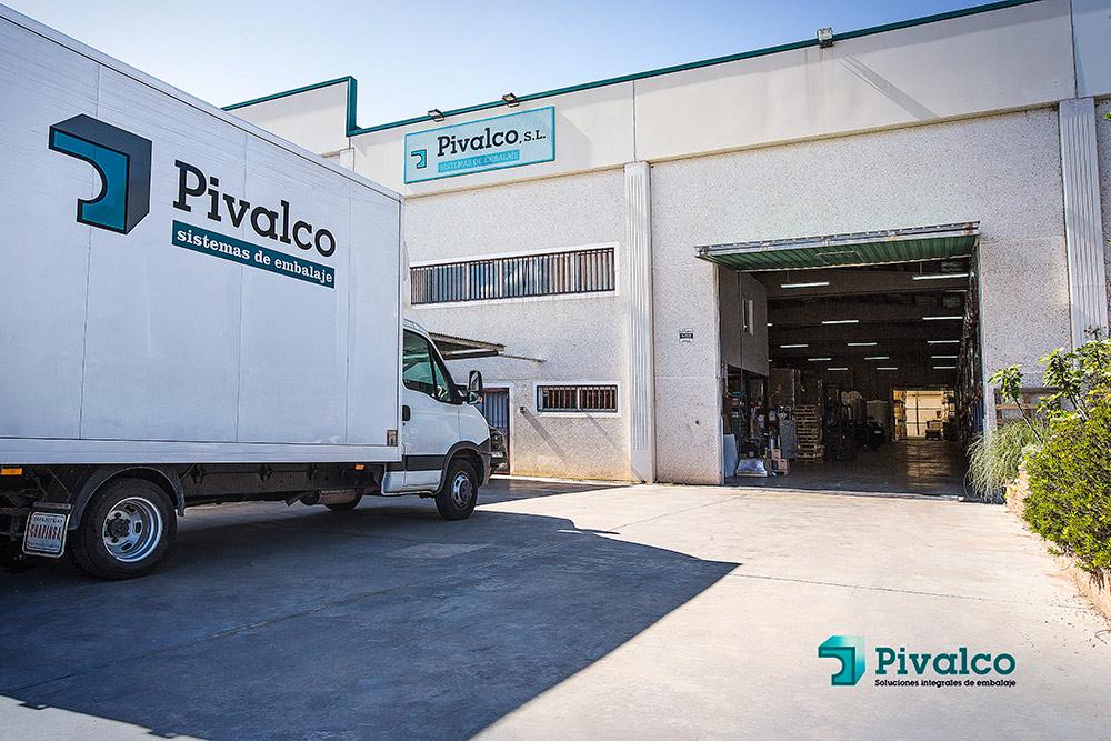 Instalaciones de Pivalco