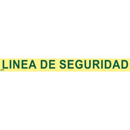 Balizamiento suelo antideslizante 3M - Línea de seguridad
