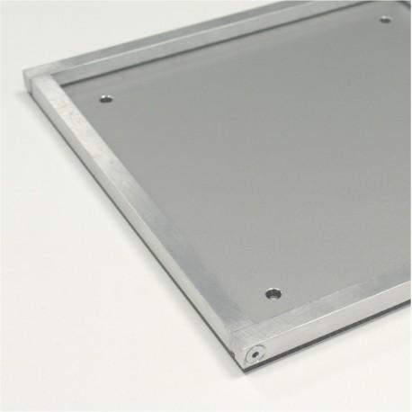 Marcos Antivandálicos tipo A de aluminio