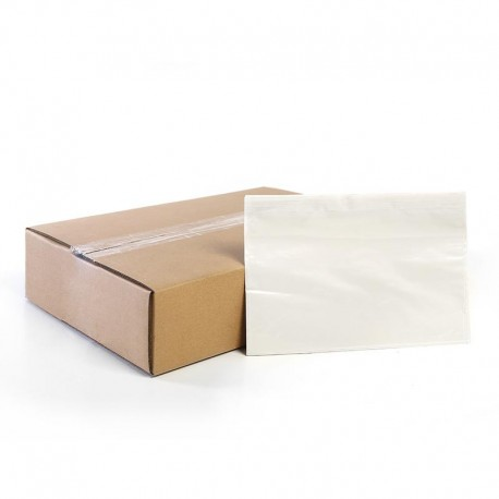 Sobres packing list transparente 240 x 180 mm