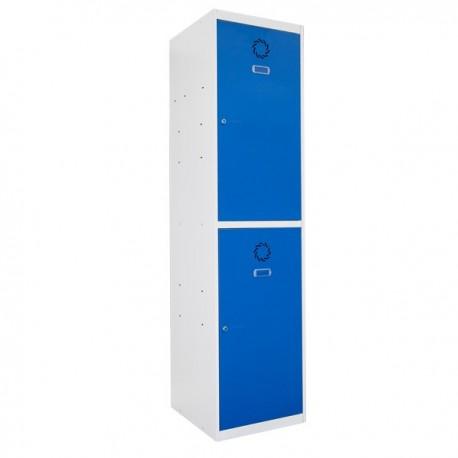 Taquilla metálica modular económica 1800 x 400 mm ECOT-40