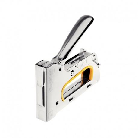 Grapadora profesional Rapid PRO R33E alambre fino
