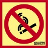 Prohibido fumar Clase A